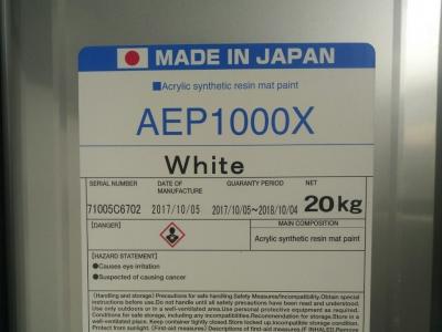 Sơn AEP 1000X dùng cho nội thất, ngoại thất, sơn gốc Acrylic