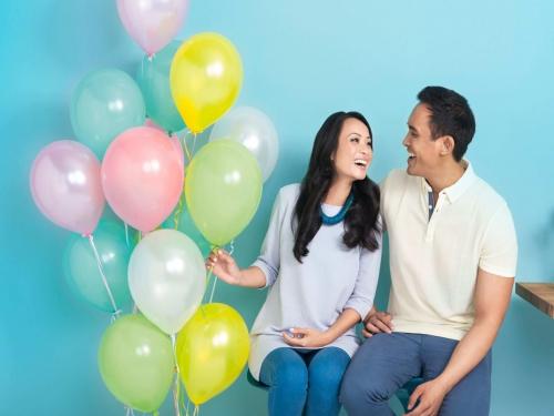 Nghệ thuật dung hòa các cặp đôi có quan điểm khác nhau về màu sắc